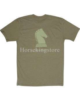 Classic Equine T-Shirt Grey for Mens
