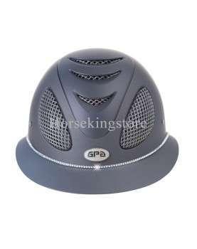 Helmet GPA First Lady Visior Crystal