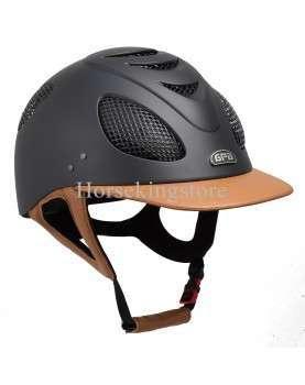 Helmet GPA EVO 2X Leather