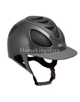 Helmet GPA EVO 2X Carbone