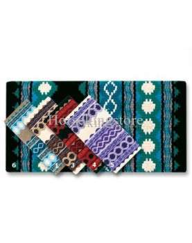 Mayatex wool saddle blanket...