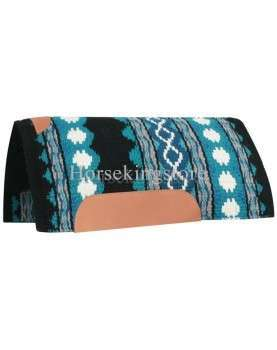Mayatex wool saddle blanket Riverland