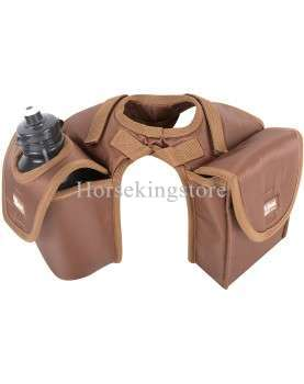 Saddle bags Lunch Horn...