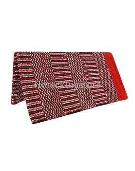 Navajo Liner Blanket 32x64 RED