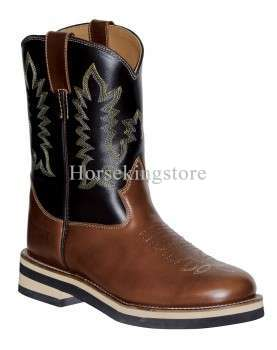 Western Boots West ProTech