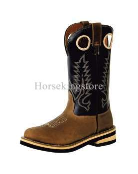 Western Boots ProTech Buckaroo