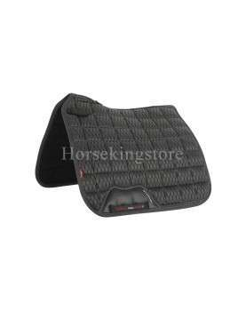 LeMieux Carbon Mesh Dressage Pad Black