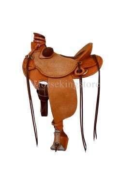 Saddle Buckaroo Wade Ranch