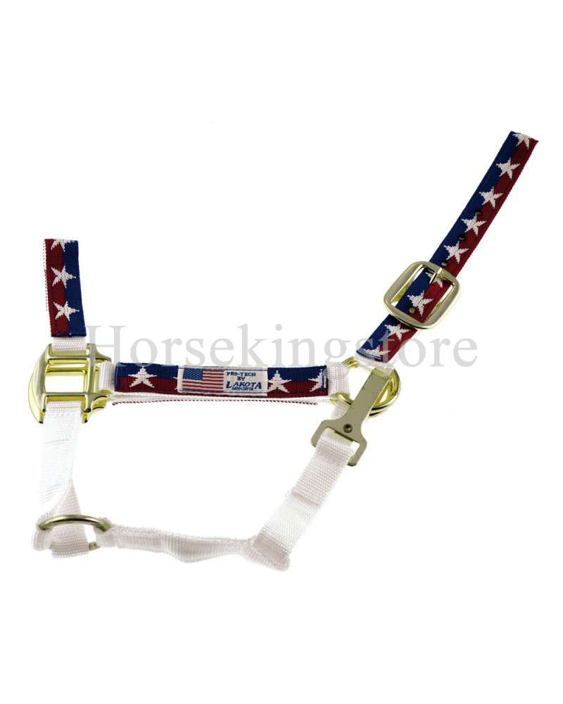 Halter USA Flag Dakota
