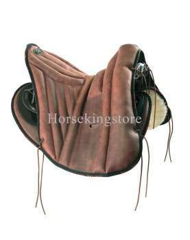 Pioneer trekking saddle type Scafarda complete